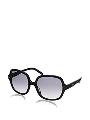 Chloé Women's CE631S Sunglasses, Black