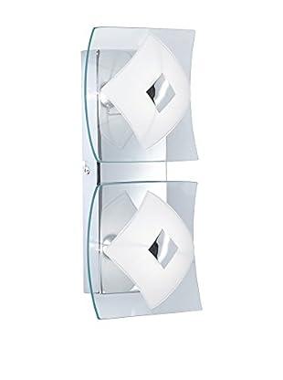 WOFI Lámpara de Pared/Techo Luv cromo