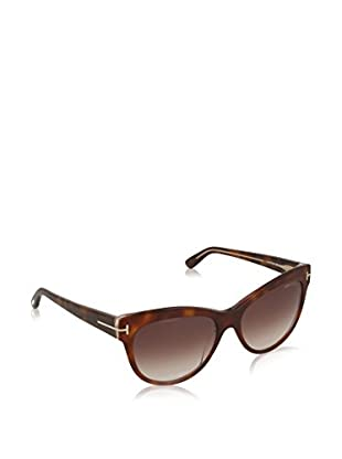 Tom Ford Sonnenbrille FT0430-T56F56 (56 mm) havanna