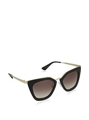 PRADA Gafas de Sol 53SS 1AB0A752 (52 mm) Negro