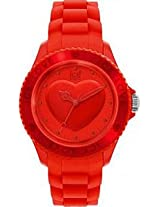 Ice Watch Ice Love Red Unisex Watch Lordus10