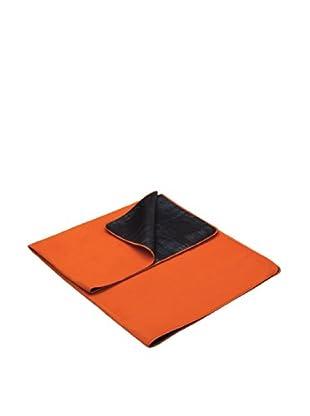 Picnic Time Outdoor Picnic Blanket Tote (Orange)