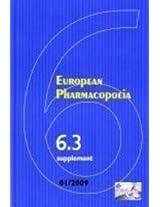 European Pharmacopoeia: Supplement 6.3