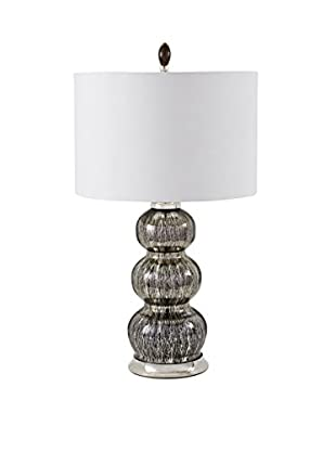 Artistic Lighting Table Lamp, Black Mercury Drip