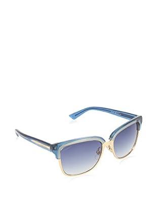 GUCCI Gafas de Sol 4246/ S1D15N (55 mm) Azul