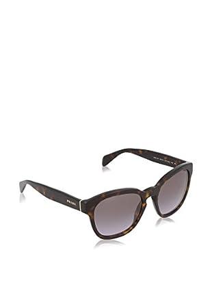 PRADA Gafas de Sol 17RS 2AU3H0 (53 mm) Havana