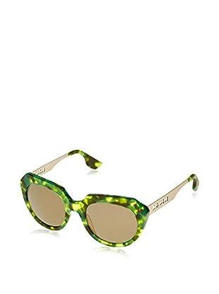 Mcq Alexander McQueen Sonnenbrille MCQ 0017/S_RKB (52 mm) grün