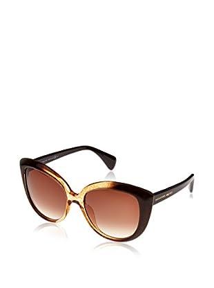 Alexander McQueen Gafas de Sol AMQ4234/S (55 mm) Miel