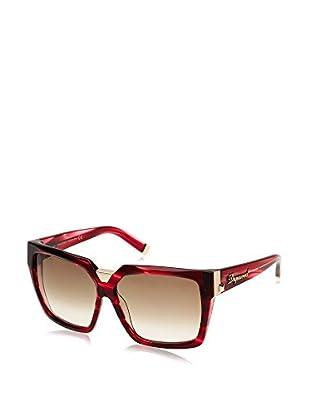 D Squared Sonnenbrille DQ004660 (60 mm) bordeaux
