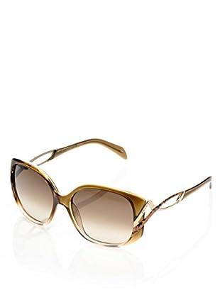 Emilio Pucci Sonnenbrille EP702S khaki