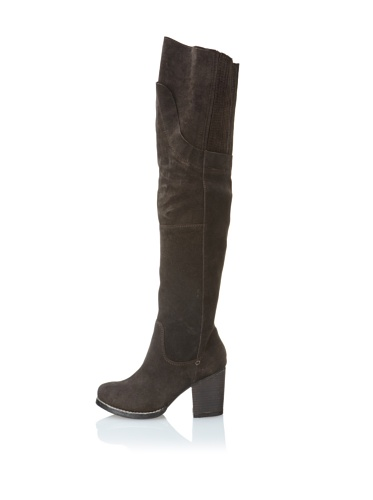 Joe's Jeans Women's Gallant Knee-High Boot (Dark Brown)