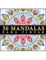 30 Mandalas Para Pintar