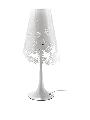 Contemporary Lighting Lámpara De Mesa Daisy Blanco