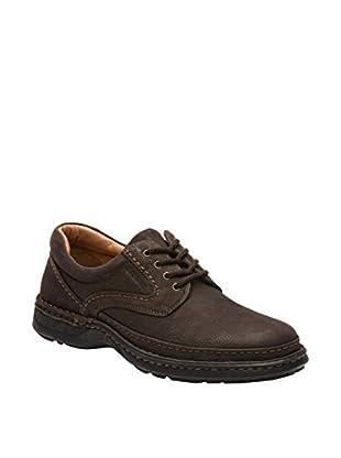 Zerimar Zapatos con Cordones Pespuntes