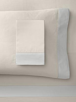Nancy Koltes Versailles Sheet Set (Wheat/Angora)