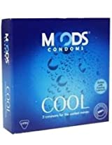 Moods Cool 3 Condoms for the Coolest Moves (Pack of 10)