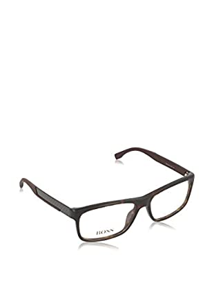 Boss Gestell 0643 H X F (56 mm) havanna