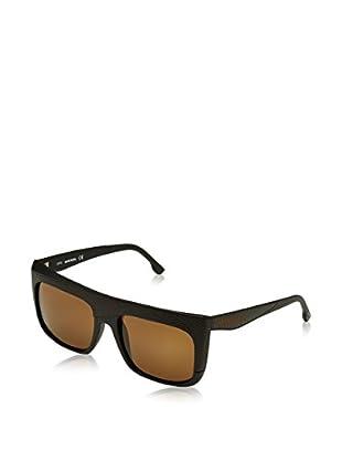 Diesel Gafas de Sol 0061_01J (57 mm) Negro