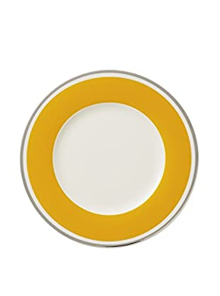 Villeroy & Boch Anmut My Colour Salad Plate, Orange/White