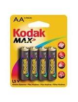 KodakAA 1.5v Alkaline Battery - 4 Pack