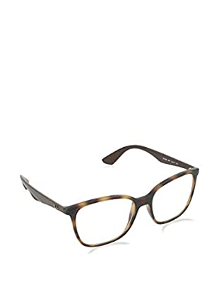 Ray-Ban Gestell 7066 5577 (54 mm) havanna