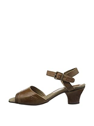 Fly London Sandalias Trud (Camel)