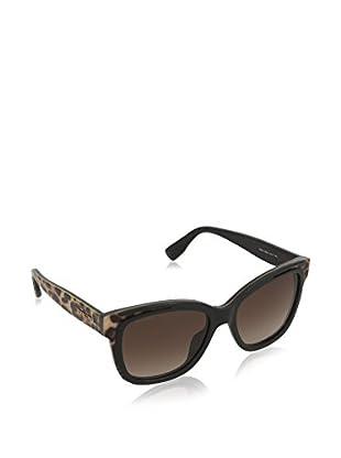 Jimmy Choo Gafas de Sol BEBI/S J6 PUE 53_PUE (53 mm) Negro