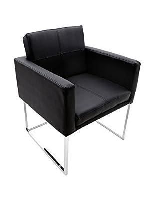 Premier Houseware  Sessel 2402415 schwarz