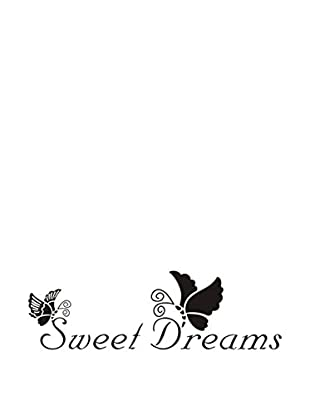 LO+DEMODA Wandtattoo Sweet Dreams