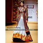 1015- Jacqueline Fernandes In jacket Style Anarkali