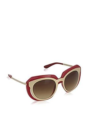 Dolce & Gabbana Gafas de Sol 6104 304413 (51 mm) Nude / Rojo