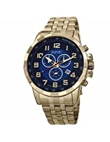 August Steiner Blue Mens Watch As8118Yg
