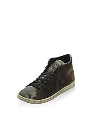 Converse Hightop Sneaker Pro Leather Lp Mid Sued/Cnv Te