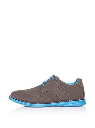 Star Jaguar Zapatos Derby Contrast (Gris)