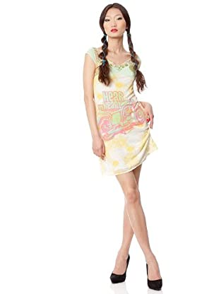 Custo Vestido Om Sab (Multicolor)