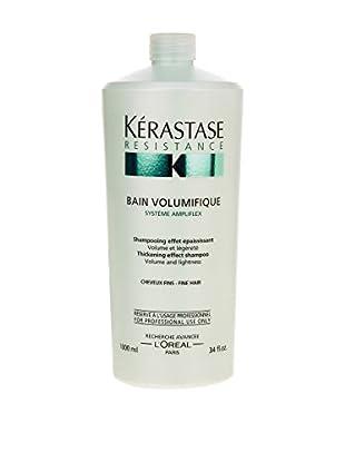 KÉRASTASE Haarshampoo Resistance Volumifique Bain 1000 ml, Preis/100 ml: 4.1 EUR