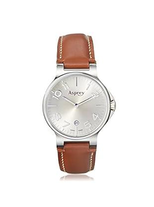 Asprey of London Men's 1015422 Brown Leather Watch
