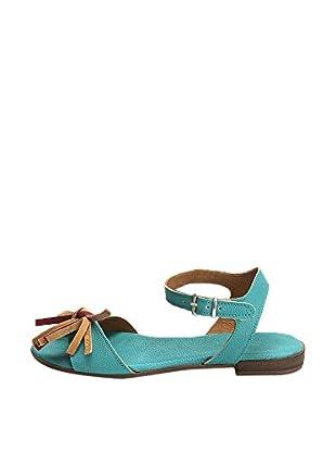 Bueno Shoes Sandalias Planas Flecos