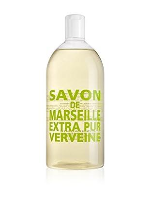 Compagnie de Provence Flüssigseife Recharge Extra Pur Verveine 1000 ml, Preis/100 ml: 1.29 EUR