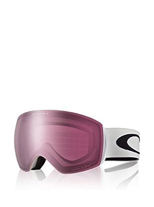 Oakley Máscara de Esquí Flight Deck Mod. 7064 Clip Rosa / Blanco