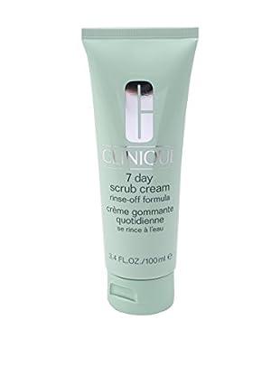Clinique Exfoliante Facial 7 Day Cream Rinse Off Fórmula 100 ml