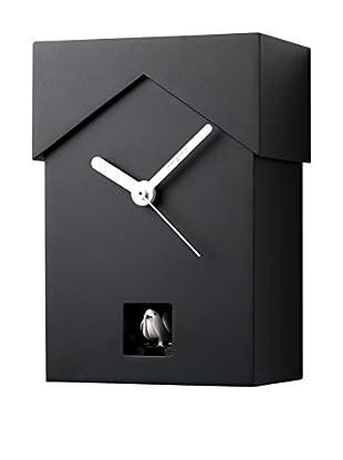Diamantini & Domeniconi Reloj de Cuco Cucubo Negro