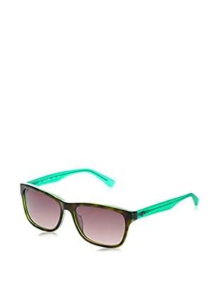 Lacoste Gafas de Sol L683S_220 (55 mm) Verde / Havana