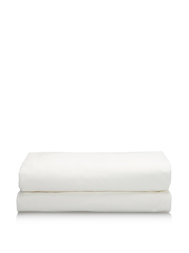 Org OM Fitted Sheet (White)