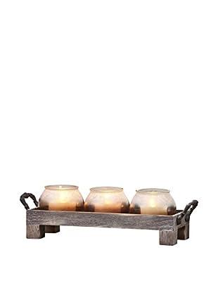 San Miguel Marin Lighting Tray Set