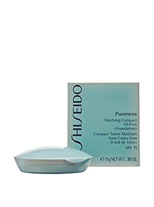 Shiseido Compact Foundation Pureness Compact Oil-Free N°20 Light Beige 15 SPF 11.0 g, Preis/100 gr: 742.57 EUR