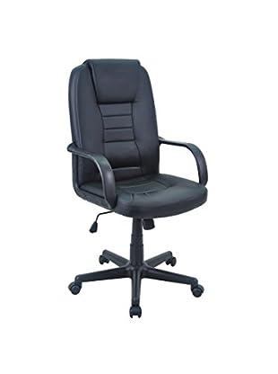 Manhattan Office Bürostuhl Laeyer schwarz