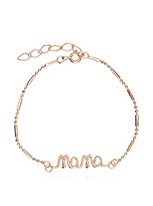 My Silver Pulsera Mama Ideal Oro Rosa