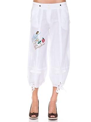 Sidecar Pantalón Mabel (Blanco)