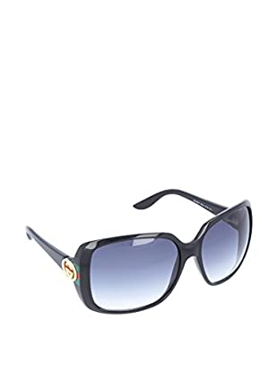 Gucci Sonnenbrille 3166/SJJD28 schwarz 59 mm